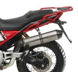 Moto Guzzi V85TT Schalldämpfer