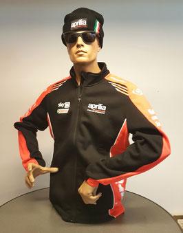 Aprilia Racing Teamware Sweatshirt Jacke 2021