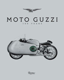 100 Jahre Moto Guzzi Jubiläumsbuch