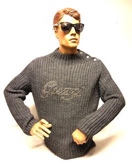 Moto Guzzi Pullover grau