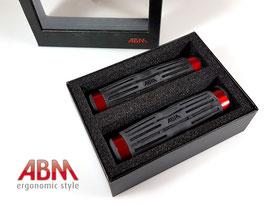 ABM Lenkergriffe Griffgummi ergoGrip 22mm 5 Farben
