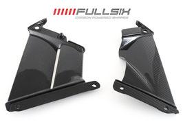 Fullsix Carbon Bugspoiler Einsätze für Aprilia RSV4