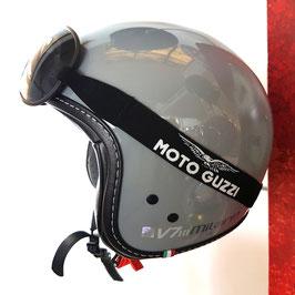 Moto Guzzi Jethelm Milano Grau