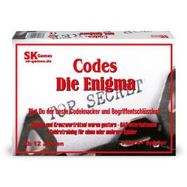 Codes - Die Enigma (Gesellschaftsspiel)