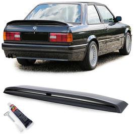 Heckspoiler Spoilerlippe Sport Optik Typ 2 für BMW 3er E30 2+4türer Cabrio 82-93