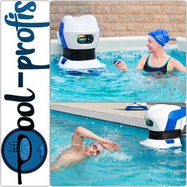 BESTWAY Gegenstromanlage Swim Fitness System Schwimmtrainer Workout