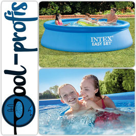 INTEX Easy Set Pool Swimmingpool Garten Terrasse Rund 305 x 76cm