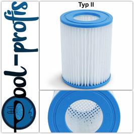 Pool Filterkartusche Ersatzfilter Kartusche Filterpatrone Typ II
