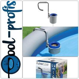 BESTWAY Pool Einhängeskimmer Reinigung Skimmer Poolpflege für Aufstellpools