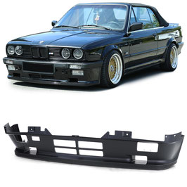 Front Stoßstange Sport Optik Typ 1 für Nebelscheinwerfer für BMW 3er E30 82-90
