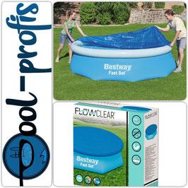 BESTWAY Schutz Abdeckung für Fast Set Pool Swimmingpool 305 cm