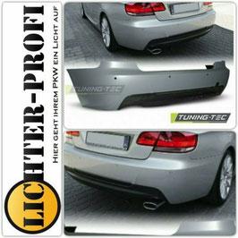 Heckstoßstange im Sport Style für BMW 3er E92 E93 Baujahr 2006 - 2013