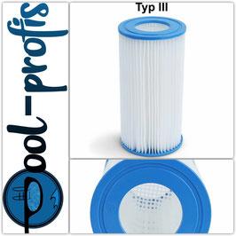 Pool Filterkartusche Ersatzfilter Kartusche Filterpatrone Typ III