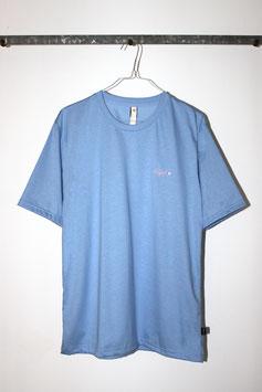 hdgdl t-shirt, unisex, hellblau/rosa