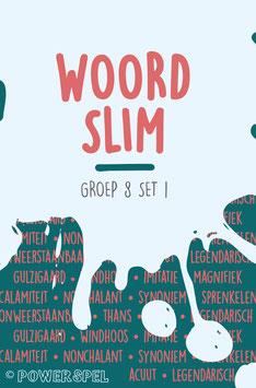 Woordslim groep 8 set 1
