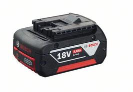 Bosch GBA 18 V 4.0 ah