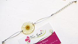 Bracelet classique marguerite