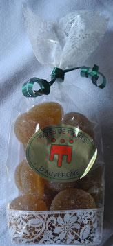 Pâte de fruits abricot angélique