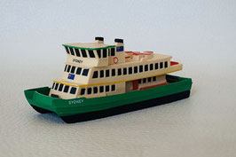 Model Sydney Ferry  First Fleet Class
