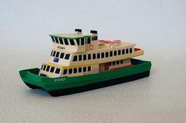 Model Sydney Ferry  First Fleet Class