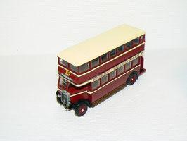 TX3B Fred Stewart Bus Company Leyland Titan TD1