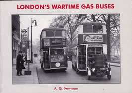Londons Wartime Gas Buses