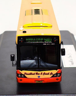 OZBUS 11000B SCANIA K230 UB Historic Punchbowl Bus Company colours