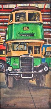 Museum bus Leyland 2087