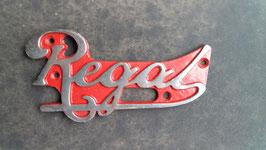 AEC Regal radiator badge.