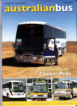 SUBSCRIBE: Australian Bus  Magazine