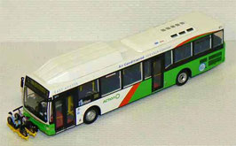 AU BUS 1001 Canberra ACTION Scania CB60 CNG bus