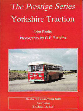 Yorkshire Traction  the Prestige Series number 5