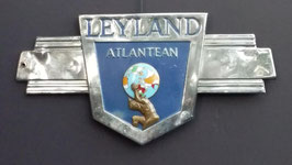 Leyland Atlantean name badge. Genuine original from PTC bus