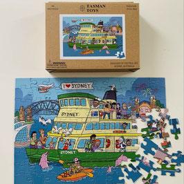 Sydney Ferry Jigsaw Puzzlee