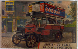 Airfix 1:32 model of London B-Type AEC bus