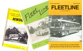 SBM Magazines volume 1: HCVA News and Fleetline
