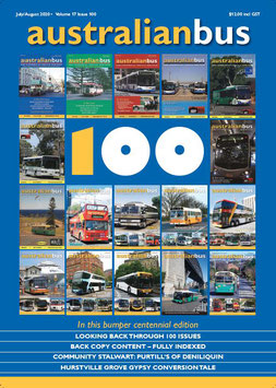 SBM Publications Volume 2: Australian Bus