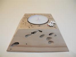--GIZEH-- Teelichthalter aus Treibholz