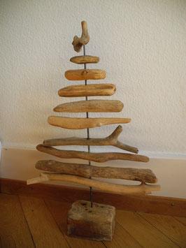 --FA--Weihnachtsbaum aus Treibholz