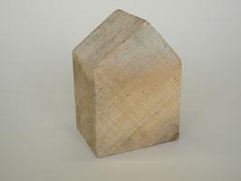 Holzhäuschen aus Treibholz