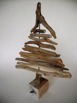 --TREE-- Weihnachtsbaum aus Treibholz