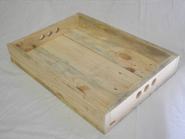 Tablett aus Palettenholz
