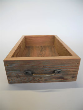 --DRAWER-- Schublade aus Altholz