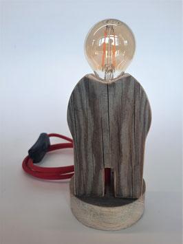 --HARRY-- Lampe aus Altholz