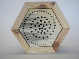 --BIENDLIVILLA-- Nisthilfe für Wildbienen mittel