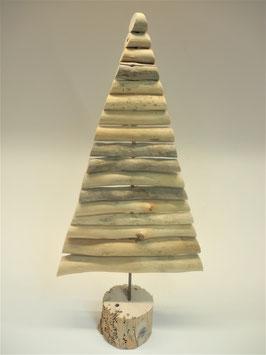 --KUUSI-- Mittlerer Weihnachtsbaum aus Treibholz
