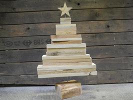 Weihnachtsbaum aus Palettenholz