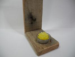 --ELE-- Wandkerzenhalter aus Treibholz