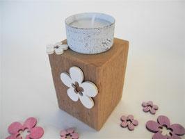 --FRIELIG-- Teelichthalter aus Treibholz