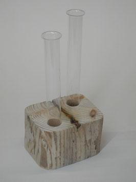 --DUPLA VAZA-- Vase aus Treibholz